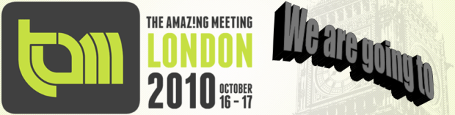 we are going to TAM London 2010